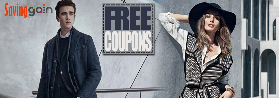 Clothing Coupons and Discounts