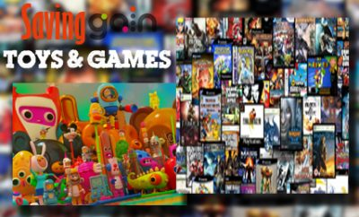 Coupon Codes Toys and Games