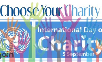 International Day of Charity, International Day of Charity 2018, Blogs on International Day of Charity 2018,