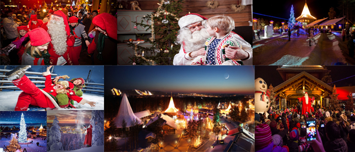 Santaclaus-Village-Savinggain.com, Where to go for Christmas